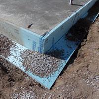 Exterior basement insulation - Basement exterior wall insulation ...
