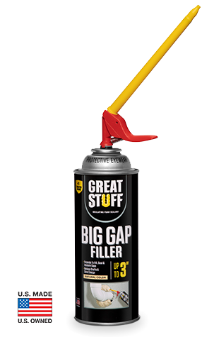 GREAT STUFF™ Big Gap Filler Insulating Foam Sealant