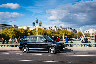 Dow Bonding Solutions Key in Driving Design of New Electric Taxis
