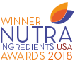 NutraIngredients USA, Ingredient of the Year Award, 2018