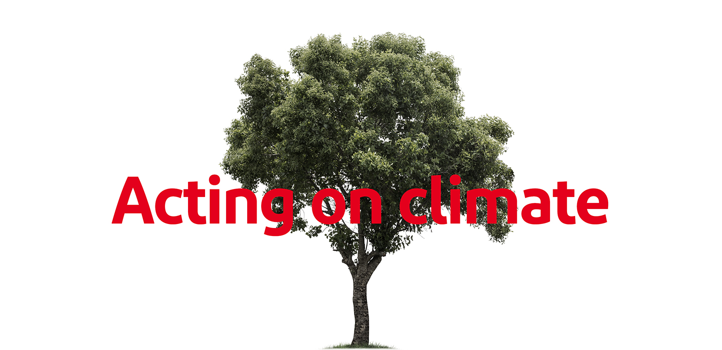 Acting on climate