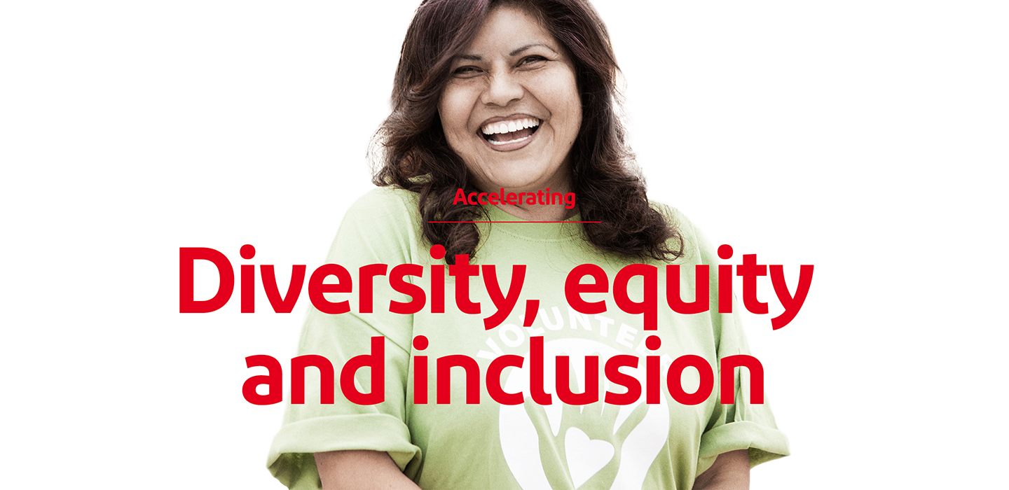 Accelerating Diversity, Equity and Inclusion