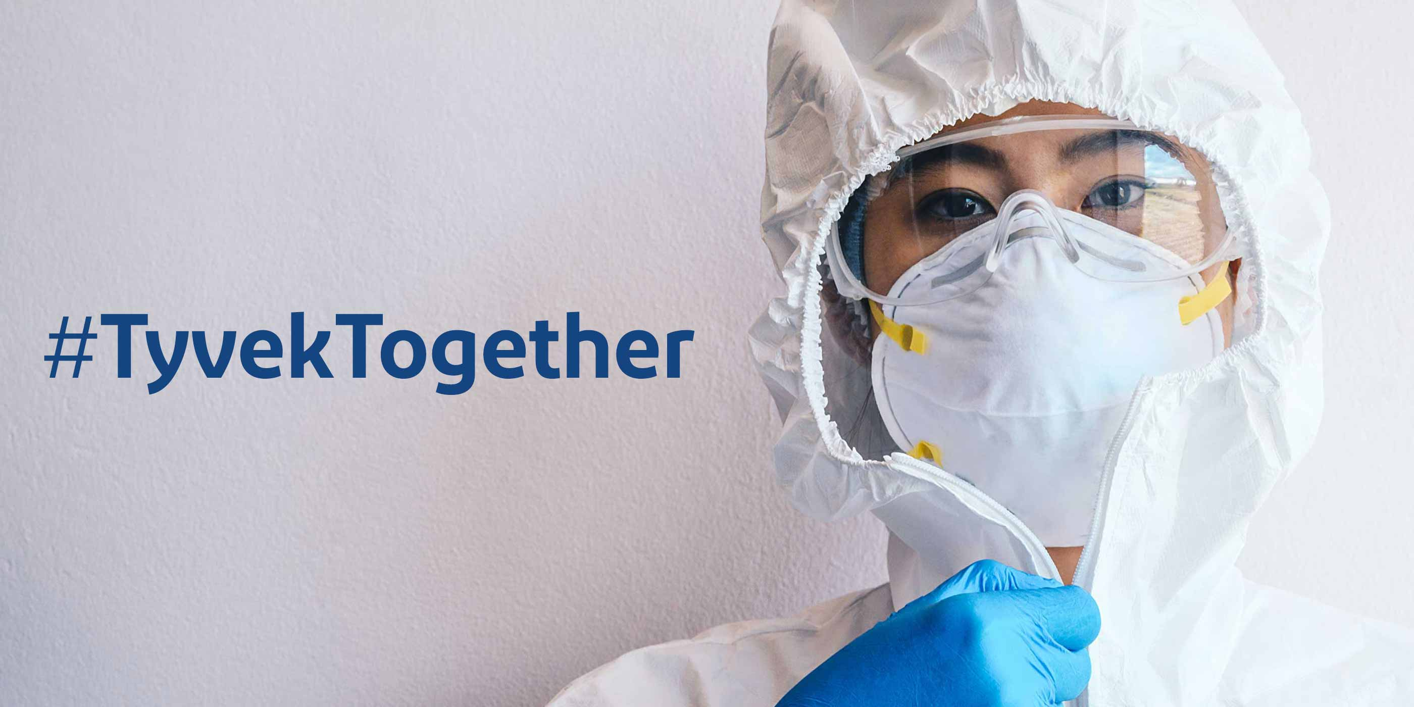 DuPont Launches #TyvekTogether Increasing PPE Supply