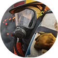 Firefighter & emergency response protection