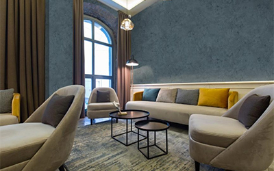 Transform interiors with stylish and durable DuPont™ Tedlar™ Wallcoverings