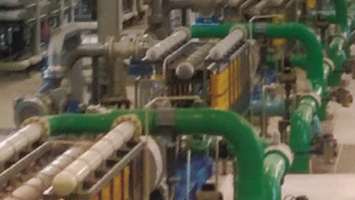 DuPont FilmTec™ reverse osmosis at the Torrevieja, Spain Seawater Desalination Plant